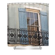 Balcony II Shower Curtain