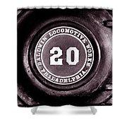 Baldwin 20 - Toned Shower Curtain