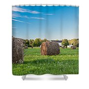 Bales 3d21646 Shower Curtain