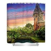 Bali 2 Shower Curtain