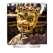 Bali Dancer 1 Shower Curtain