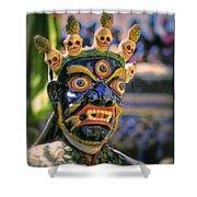 Bali Dancer 2 Shower Curtain