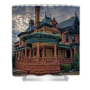 Ball Eddleman Mcfarland House Shower Curtain