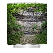 Ball Mill Resurgence  Shower Curtain