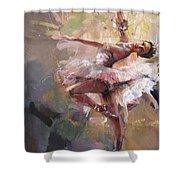 Ballerina 40 Shower Curtain