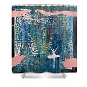 Ballerina Shower Curtain