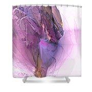 Ballerina - Marucii Shower Curtain