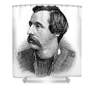 Ballington Booth (1865-1948) Shower Curtain