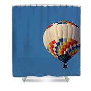 Balloon-6954 Shower Curtain