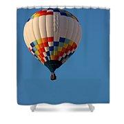 Balloon-7033 Shower Curtain