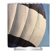 Balloon-bwb-7378 Shower Curtain