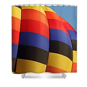 Balloon-color-7266 Shower Curtain