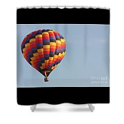 Balloon-color-7302 Shower Curtain