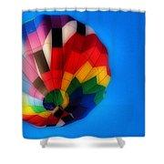 Balloon Colors Shower Curtain