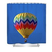 Balloon Ride Shower Curtain