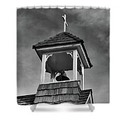 Ball's Falls Bell Shower Curtain