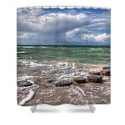Baltic Beach Shower Curtain