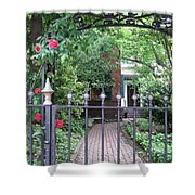 Baltimore Garden Shower Curtain