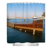 Baltimore Museum Of Industry Shower Curtain