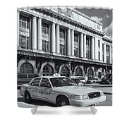 Baltimore Pennsylvania Station II Shower Curtain