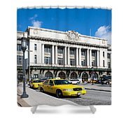 Baltimore Pennsylvania Station IIi Shower Curtain
