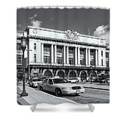 Baltimore Pennsylvania Station Iv Shower Curtain