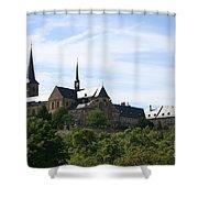 Bamberg Michelsberg - Germany Shower Curtain