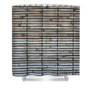Bambo Wall Shower Curtain