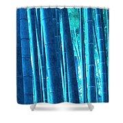 Bamboo 14 Shower Curtain