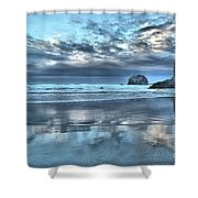 Bandon Towers Shower Curtain