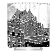 Banff Springs Shower Curtain