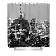 Bangkok - Thailand Shower Curtain