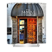 Banque Shower Curtain