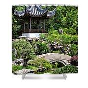 Bansi Garden Shower Curtain