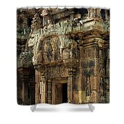 Banteay Srei Temple 01 Shower Curtain