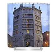Baptistery Of Parma Shower Curtain
