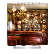 Bar - Bar And Tavern Shower Curtain