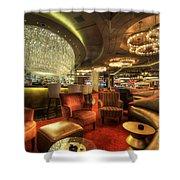 Bar Lounge Shower Curtain