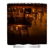 Bar Reflection Shower Curtain