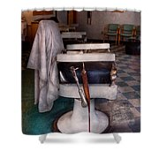 Barber - Frenchtown Nj - We Have Some Free Seats  Shower Curtain