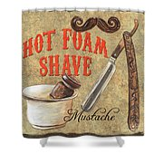 Barber Shoppe 2 Shower Curtain