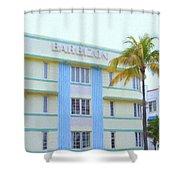 Barbizon Shower Curtain