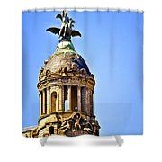 Barcelona Dome Shower Curtain