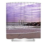Barely There Shower Curtain by Tom Gari Gallery-Three-Photography