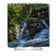 Baring Falls Shower Curtain