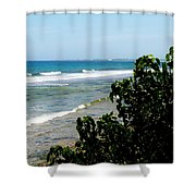 Barkers West Shower Curtain