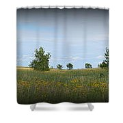 Barn At Trailsend 2 Shower Curtain