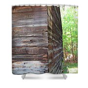 Barn Side Story Shower Curtain