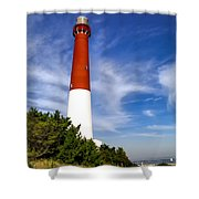 Barnaget Lighthouse Shower Curtain