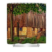 Barnyard Shower Curtain